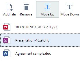merge sharepoint documebts into single pdf