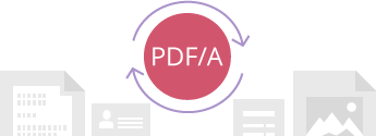 Automated Conversion in PDF